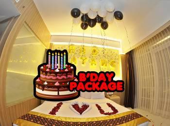 KJ Hotel Yogyakarta Yogyakarta - Deluxe Room - Birthday & Anniversary Package Regular Plan
