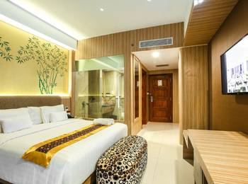 KJ Hotel Jogja - Deluxe Room Promo Safecation
