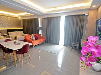 KJ Hotel Yogyakarta Yogyakarta - Family Suite Room include Laundry for 5 pcs Regular Plan
