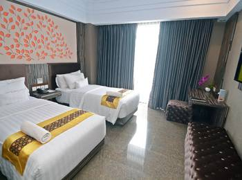 KJ Hotel Jogja - Superior Twin Room Only LUXURY - Pegipegi Promotion