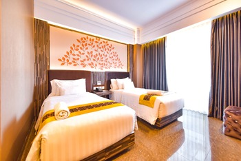 KJ Hotel Jogja - Superior Twin Room Only Regular Plan