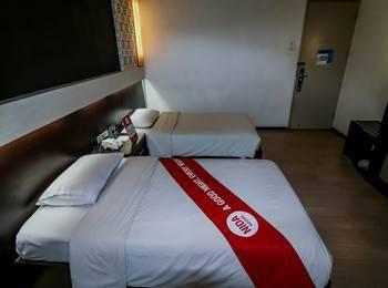 NIDA Rooms Semarang Asteri Utama - Double Room Single Occupancy Special Promo