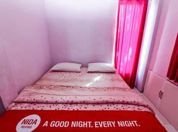 NIDA Rooms Paus 70 Ciputra Seraya Pekanbaru Pekanbaru - Double Room Double Occupancy Regular Plan