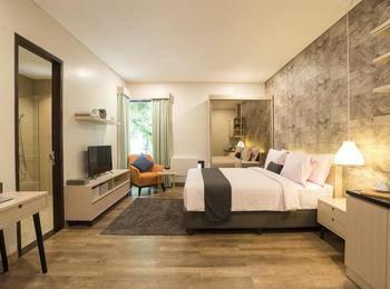 Treehouse Suites Jakarta - Deluxe Suite Regular Plan