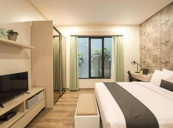 Treehouse Suites Jakarta - Economy Suite Regular Plan