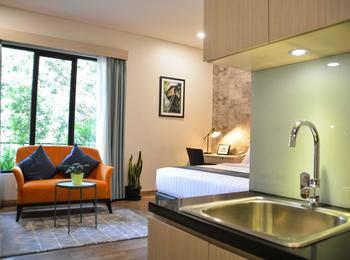 Treehouse Suites Jakarta - Executive Suite Regular Plan