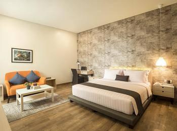 Treehouse Suites Jakarta - Premium Executive Suite Regular Plan