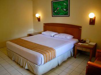 Alam Permai Hotel Bandung - Standard Double Room Only Regular Plan