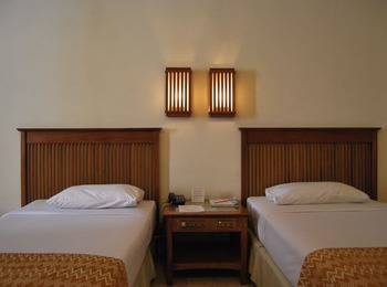 Alam Permai Hotel Bandung - Standard Twin Room Regular Plan