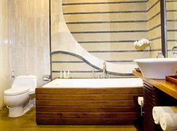 The Bali Dream Villa Resort Echo Beach Canggu Bali - Superior Room Last Minute Promotion