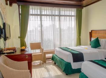 The Bali Dream Villa Resort Echo Beach Canggu Bali - Superior Room only  Last Minute Promotion