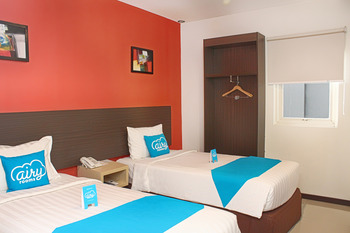 Airy Mataram Ampenan Adi Sucipto 10 Lombok - Standard Twin Room Only Regular Plan