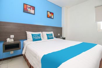 Airy Mataram Ampenan Adi Sucipto 10 Lombok - Deluxe Double Room Only Regular Plan