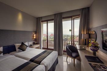 eL Hotel Kartika Wijaya Batu - Deluxe Room PROMO GAJIAN