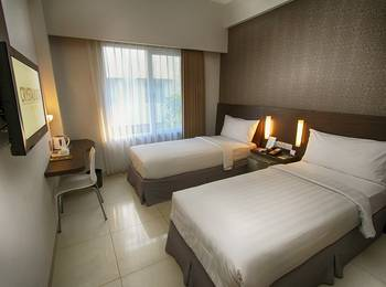 Crystal Kuta - Deluxe Room Minimum Stay 2 night enjoy 40% Off