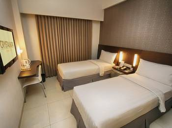 Crystal Kuta - Superior Room (Room Only) Last minute promo 45% discount
