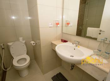 Crystal Kuta - Deluxe Double Or Twin Room Only