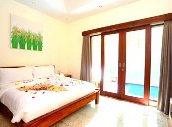 Jas Green Villas Bali - One Bedroom Pool Villa Regular Plan
