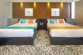 Sans Hotel Empress Simpang Lima Semarang - Family Room 2N Minimum Stay Promo