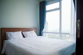 Puri Mansion Just Sleep & Cozy Jakarta - One Bedroom Apartment Room Only NR Minimum Stay