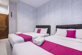 Hotel B Walk Malang - Family Room 4 Orang Regular Plan
