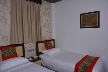Treeli Boutique Hotel Bukittinggi - Superior Twin Room Regular Plan