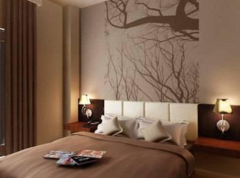 Tree Hotel Makassar - Room Only Double ( 1 TEMPAT TIDUR TANPA SARAPAN )  WIDIH - Pegipegi Promotion