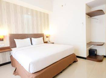 Tree Hotel Makassar - Studio 19 Double Regular Plan