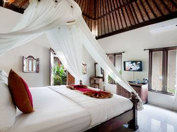 Pajar House Ubud Bali - Deluxe Room Only Regular Plan