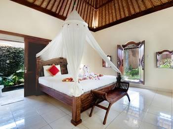 Pajar House Ubud Bali - Deluxe Room Regular Plan