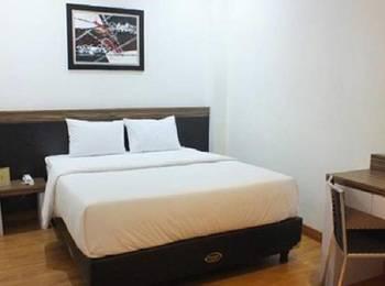 Gania Hotel Bandung - Standard Double Room Only Regular Plan