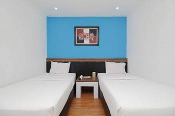 Sky Hotel Veteran 1 Bandung Bandung - Superior Twin Room Only Regular Plan