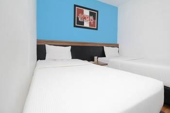 Gania Hotel Bandung - Superior Twin Room Only Regular Plan