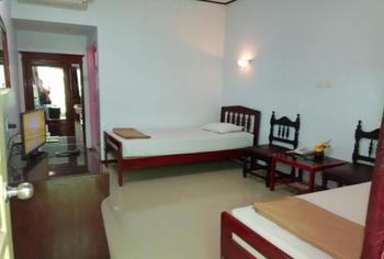 Permata Sari Hotel Parepare - Standard Twin Room Regular Plan