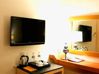 Grand Rocky Hotel Bukittinggi - Studio Room Regular Plan