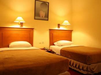 Hotel Melawai Jakarta - Standard Twin Room Only Regular Plan