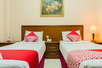 OYO 701 Ardellia Hotel Bandung - Standard Twin Room Regular Plan