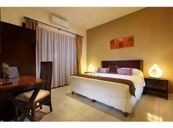 Berawa Beach Residence Bali - Kamar Deluxe Akses Kolam Renang Tanpa Sarapan Last Minute 40% OFF - Non Refundable