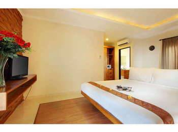Berawa Beach Residence Bali - Two Bedroom Apartment Regular Plan