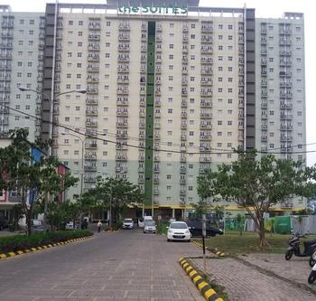 The Suites Metro Apartment by Albar Property Bandung - Studio Room Regular Plan