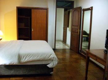 Wisma Joglo Hotel Bandung - Junior Suite Tanpa Sarapan Regular Plan