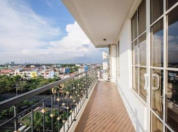Colonial Hotel Makassar - Sunset Apartement Regular Plan
