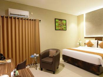 DPalma Hotel Bandung - Deluxe Room With Breakfast Promo Gajian