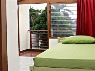 De Sun Pasteur Guest House Bandung - Single non AC (1 Orang) Regular Plan