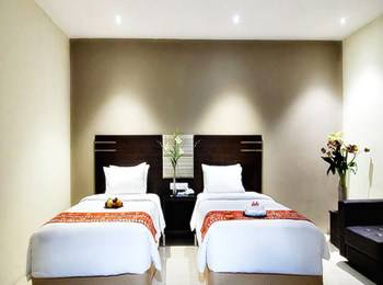 Hotel Aria Barito Banjarmasin - Deluxe Room With Breakfast Regular Plan