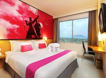favehotel Adisucipto Solo - Standard - Room Only Regular Plan