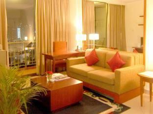 Aston Rasuna - 1 Bedroom Penthouse (Room Only) Hot Deal