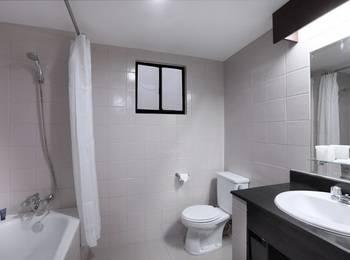 Aston Rasuna - 1 Bedroom Penthouse (Room Only) Regular Plan