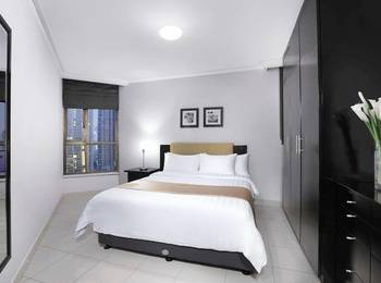 Aston Rasuna - 2 Bedroom Suite Room Only Regular Plan