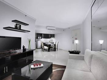 Aston Rasuna - 2 Bedroom Superior (Room Only) Regular Plan